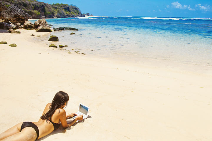 Die 10 besten Tipps von Lifehacker für digitale Nomaden