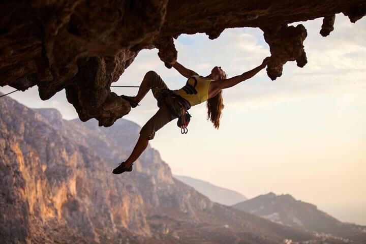 Mit enziano brauchen Kletterer keine dicken Bücher mehr
