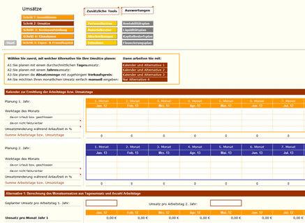 6 kostenlose Excel-Finanzplanvorlagen im Vergleichstest - deutsche ...