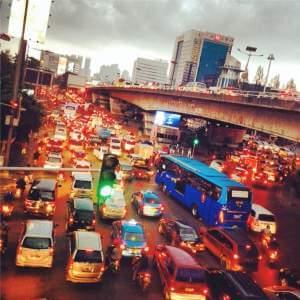 ds_lensza_Verkehr in Jakarta
