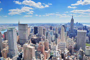 New York als wunderbare Alternative zum Silicon Valley