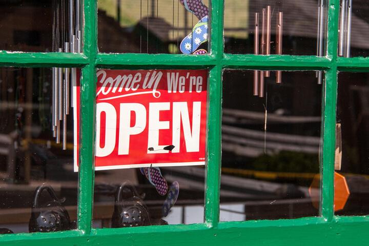 8 Gründe, die für einen schicken Pop-up-Store sprechen