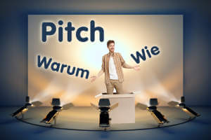 Pitch-Boosting: Das Pitch Deck