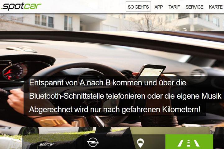 Spotcar, Hochzeitscheck, Kaufhaus.com, Cashboard, Pagido