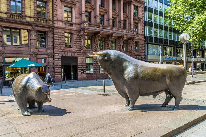 Deutsche Börse plant bis Sommer Plattform für Start-ups