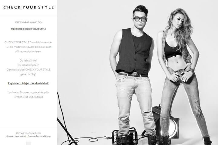 Check your Style berät Onliner in modischen Stilfragen