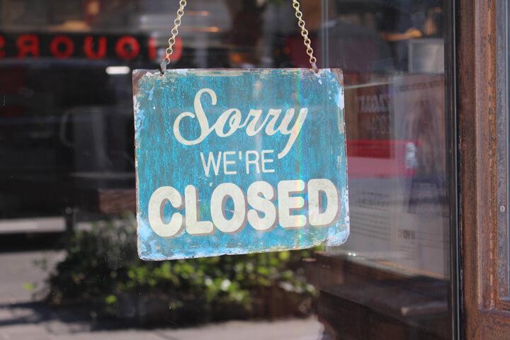 Über 50 Start-ups, die 2014 leider gescheitert sind