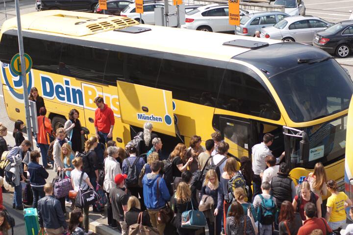 Deutscher Fernbus-Pionier DeinBus.de ist pleite