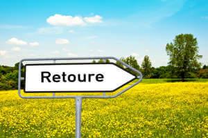 8 Tipps, wie man seine Retourenquote gering hält