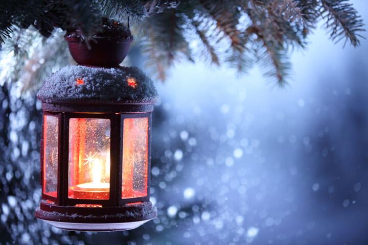 Wir wünschen eine ruhige und stressfreie Weihnachtszeit