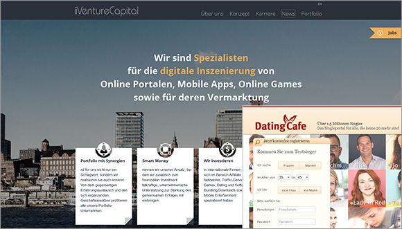 Hamburg dating cafe