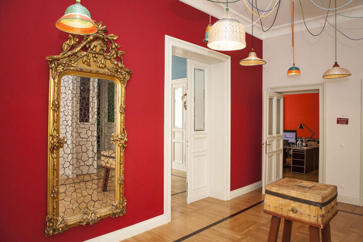 Das geilste und stylischste VC-Büro in ganz Berlin
