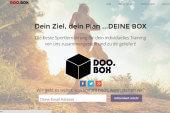 Die Doo.Box bringt Sportler ernährungstechnisch ans Ziel