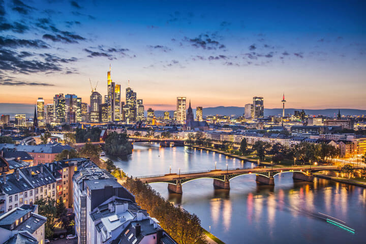 Für welche Gründer Frankfurt der bessere Standort ist