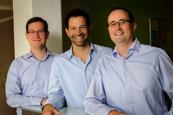 Das Team von SmapOne