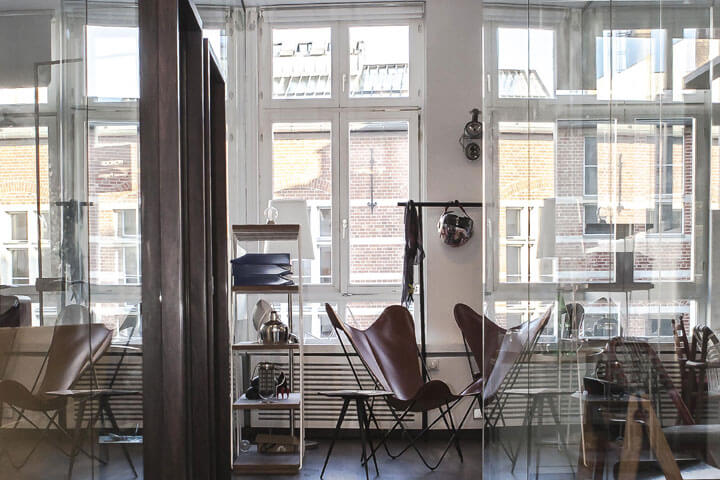 in diesem b ro d rften designfreunde viel spa haben. Black Bedroom Furniture Sets. Home Design Ideas