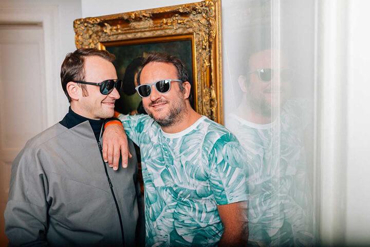 Noch mehr Berliner Gründer in stylischer Berliner Mode