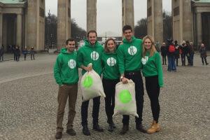 ZipJet kümmert sich nun auch um Berliner Wäsche