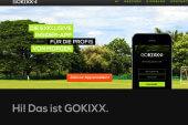 Gokixx bietet eine Plattform für Fußballtalente