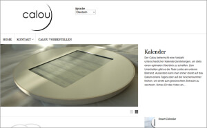 Calou – digitaler Sammel-Wandkalender für Mehrere