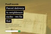 Postfreunde vereint Nachbarn im Kampf um Pakete