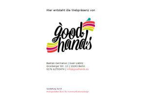 GoodHands bietet professionelle Kinderbetreuung
