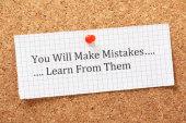 Fail Forward: Großer Erfolg durch kleine Fehler