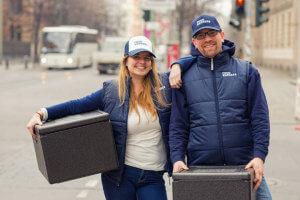 Delivery Hero steigt beim Delivery Service MyLorry ein