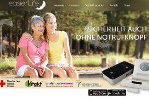 easierLife, Bibago, Geschenkly, Smallcast, Klickrent