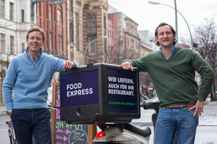 Lieferando.de übernimmt Food Express