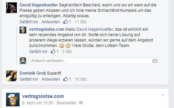 Vertragslotse Und Aboalarm Liegen Im Harten Clinch Deutsche