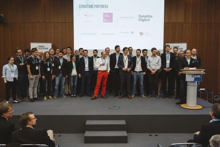 18 Start-ups reisen mit dem German Accelerator in die USA