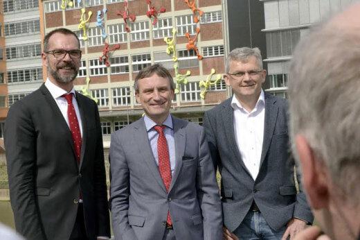 """Der Startplatz und das """"starke Rheinland"""""""