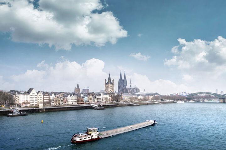 Millennials finden Köln geiler als Paris, London und Tokio