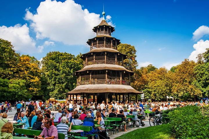München ist das Eldorado für Start-ups