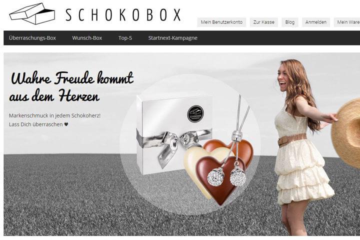 Schokobox, Table4you, Mobuyle, Loclet, Pic2Comic