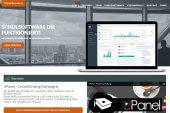 UPanel bietet eine individuelle Schulsoftware
