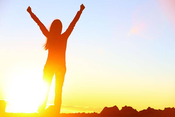 Als Gründerin glücklich, selbständig und erfolgreich sein