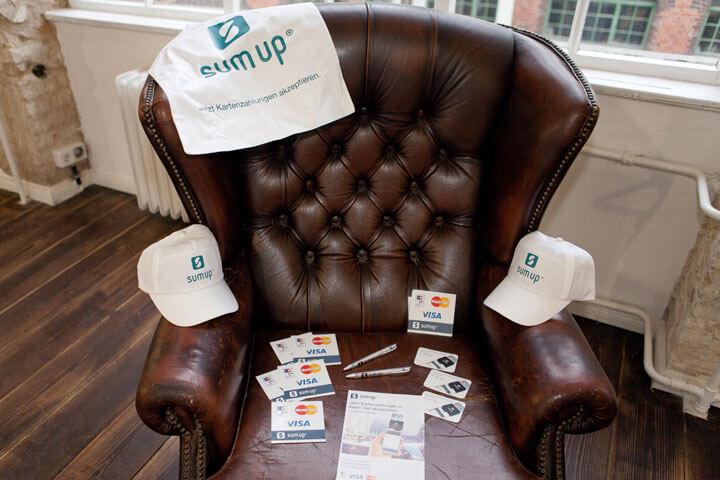 SumUp sammelte bisher 40 Millionen Euro ein
