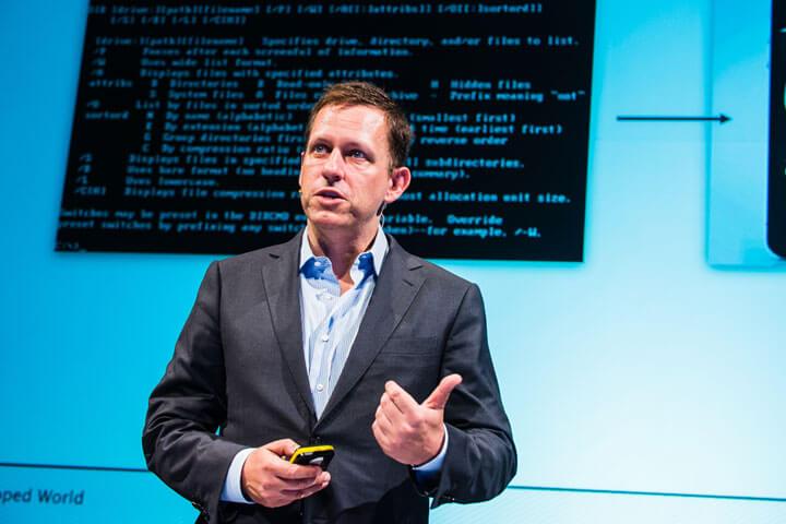 Peter Thiel entdeckt seine Liebe für deutsche Start-ups