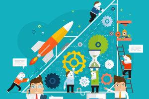 5 Gründer über ihren ganz normalen Start-up-Arbeitsalltag