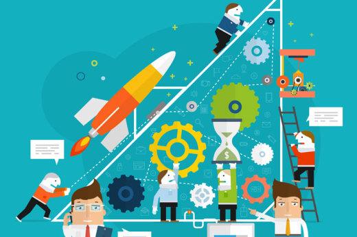 5 Gründer über ihren Start-up-Arbeitsalltag