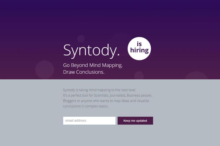 Syntody gibt Mindmapping eine neue Dimension