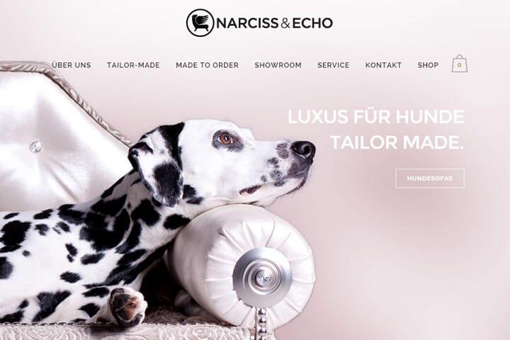 Narciss & Echo, pakadoo, miitya, Vazoo, Blumlin