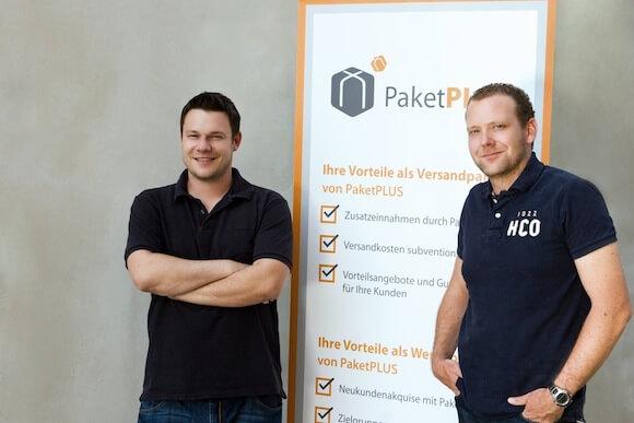 PaketPlus_Gründer