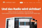 RadioScreen, Knackstream, FinTechSystems, GreenAdz, pack2cook