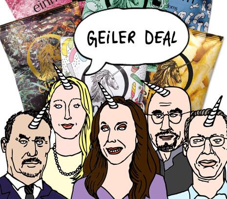 ds-loewen-einhorn-comic