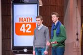 Math42, Heelbopps, Von Jungfeld pitchen um Löwengelder