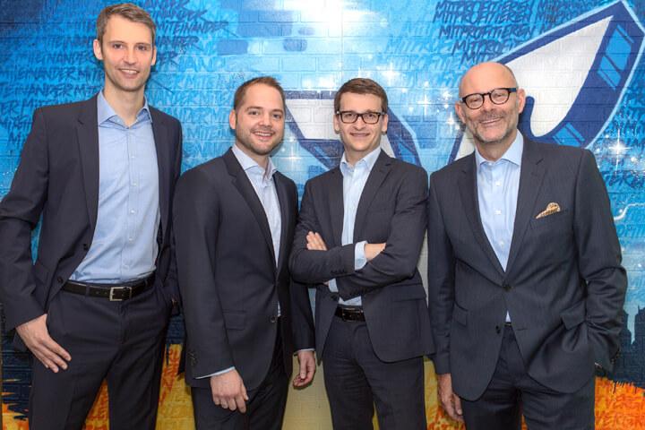 Berliner Volksbank schmeißt sich an Start-ups ran