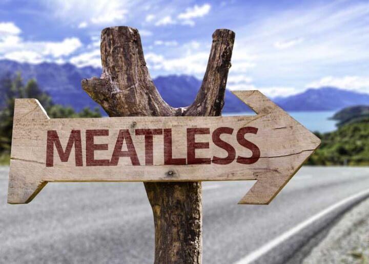 Veganer essen den Kühen nicht das Essen weg